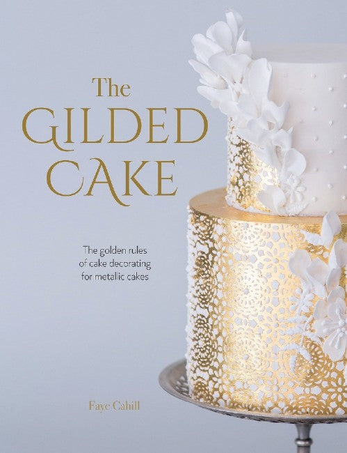 the gilded cake book