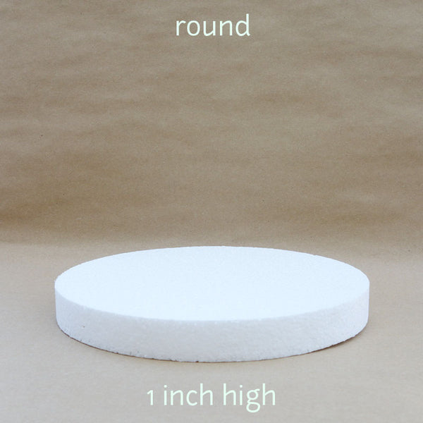 round dummy 1 inch height