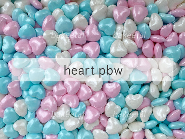 candies heart pbw 11mm