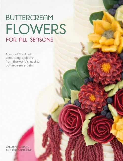 buttercream flowers book