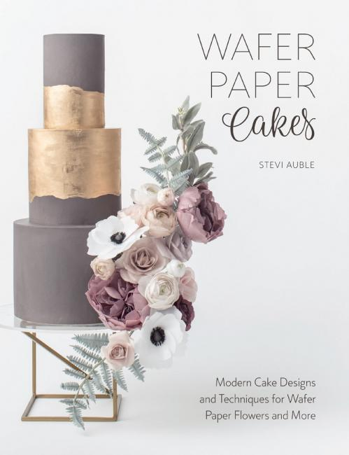 wafer paper cake book