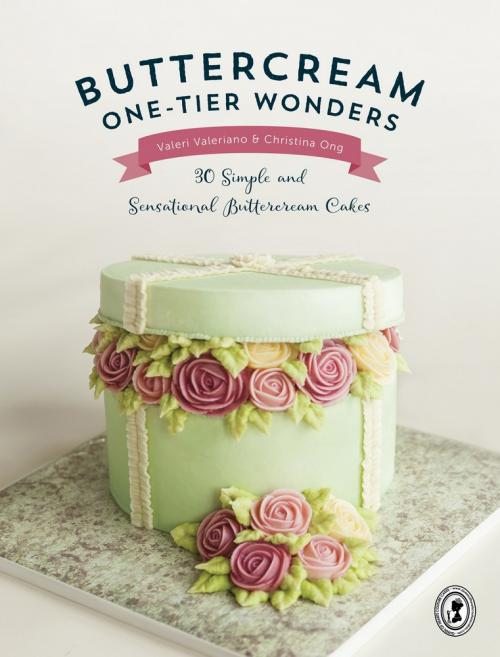 buttercream one tier wonders book, queen of hearts