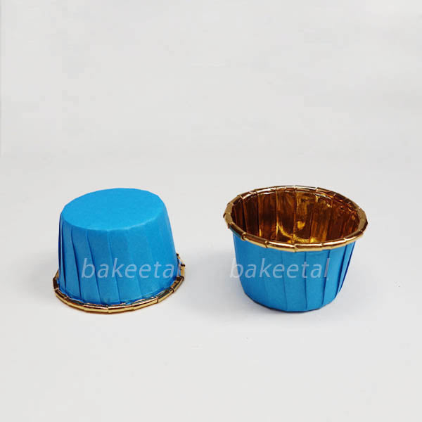 baking cup (approx )1oz blue 100s