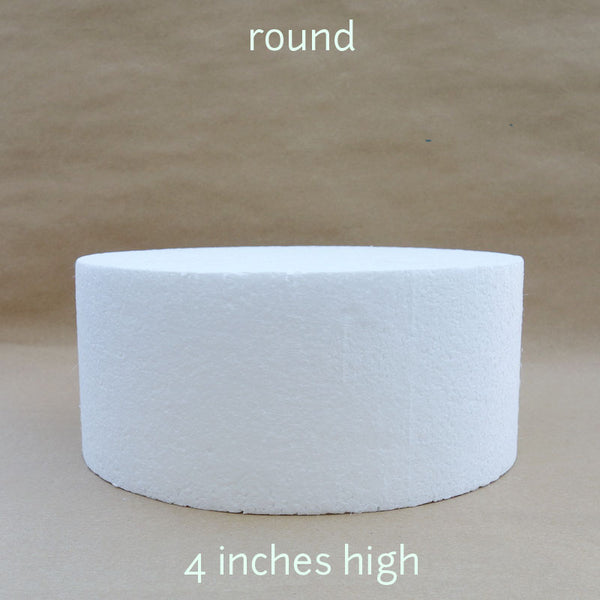 round dummy 4 inches height