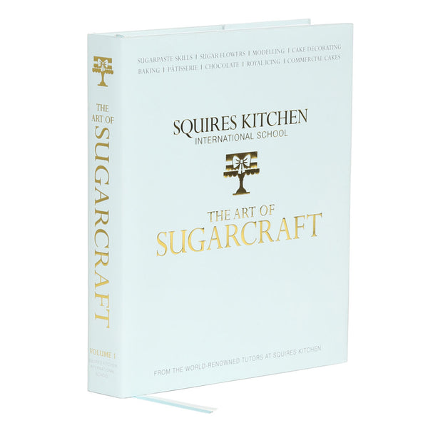 the art of sugarcraft book