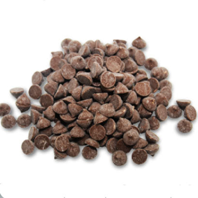 chocolate chip LS (large semi sweet) mayfair