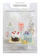 adorable cakes book, sharon wee