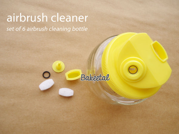 airbrush cleaning bottle