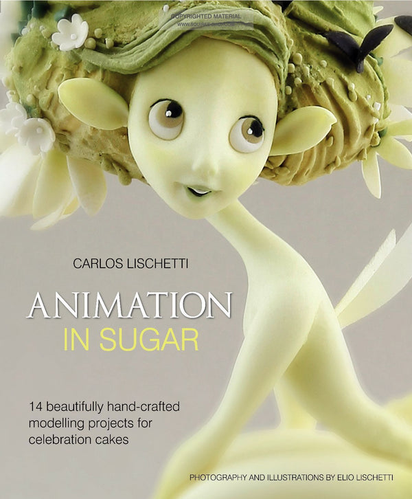 animation in sugar book