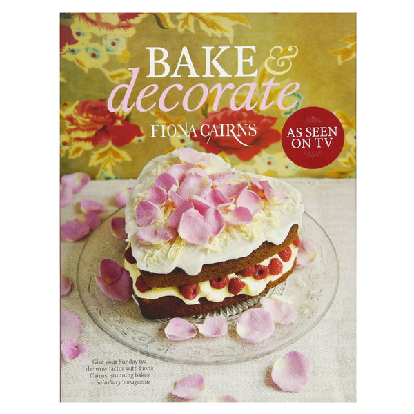bake & decorate book