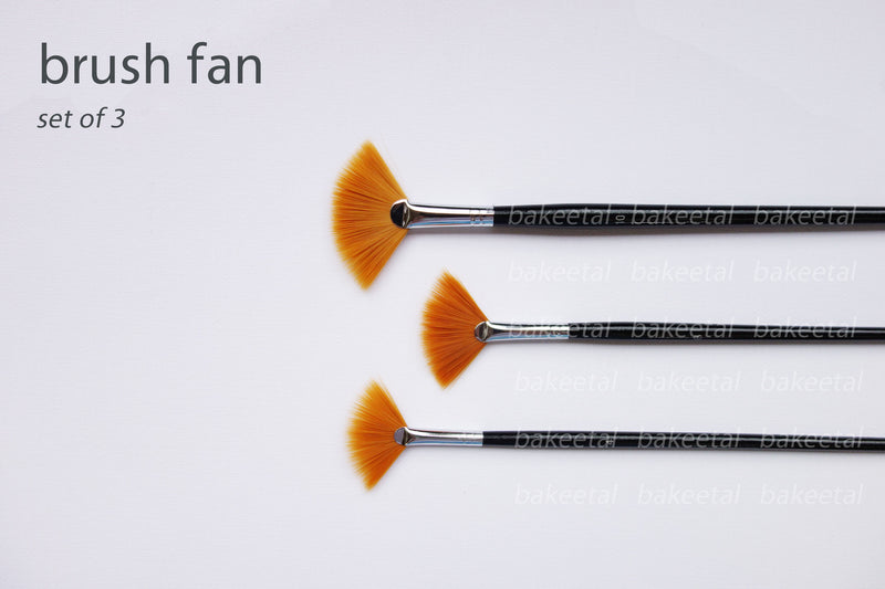 brush fan