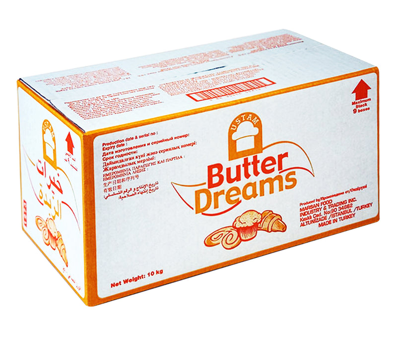 margarine (non refrigerated) 500g, butter dreams