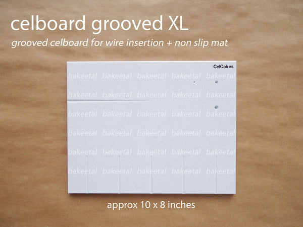 celboard grooved XL