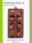 christmas choco mould