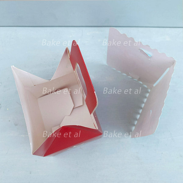 christmas box HOUSE random (20pcs)