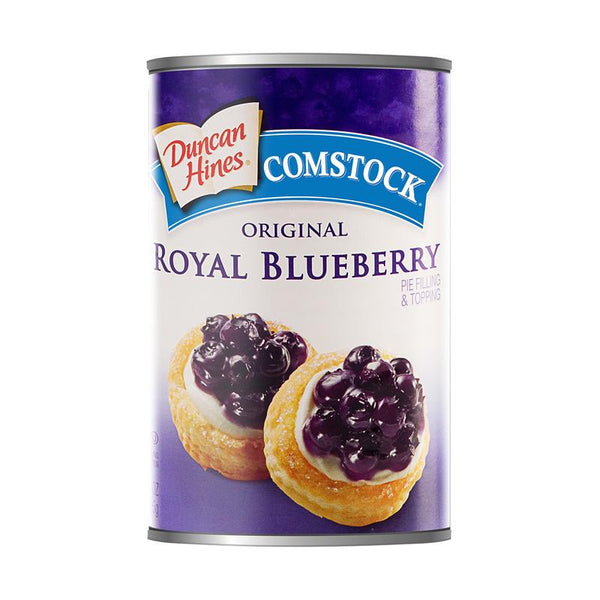 blueberry 595g, comstock