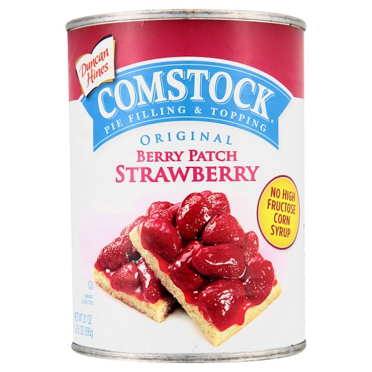 strawberry 595g, comstock