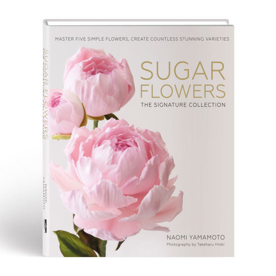 sugar flowers book