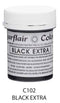 black extra paste 42g, sugarflair