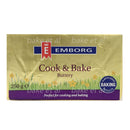 butter cook & bake 250g, emborg (product may melt during transit)