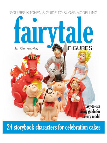 fairytale figures book, jan clement may
