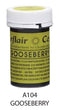 gooseberry paste 25g, sugarflair