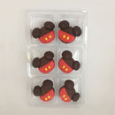 royal icing topper mickey