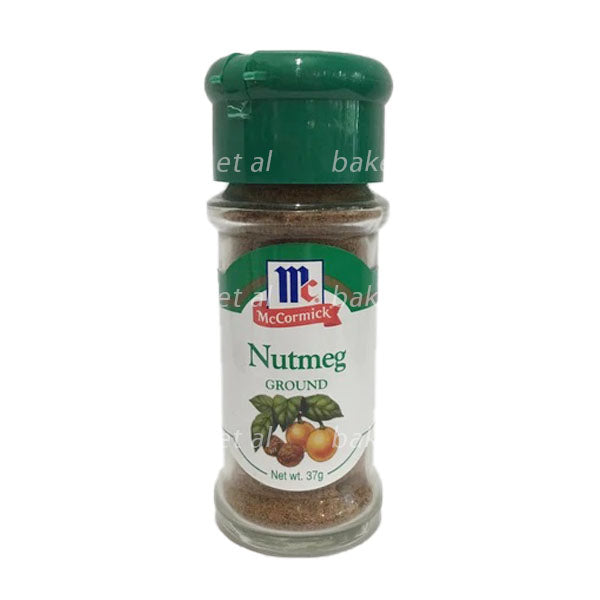 nutmeg ground 37g, mccormick