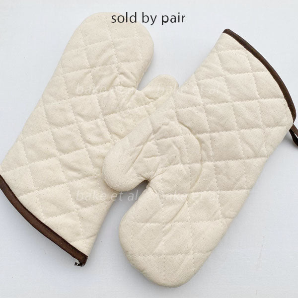 oven mitts (pair)