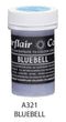 bluebell pastel paste 25g, sugarflair