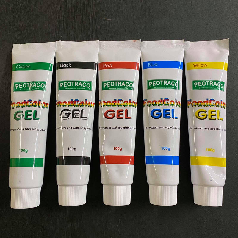 gel 100g, peotraco