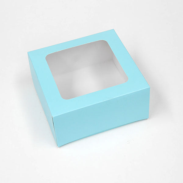 6 x 6 x 3 preformed box RANDOM COLOR