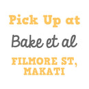 pick up at filmore st, makati