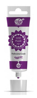 progel purple, rainbow dust