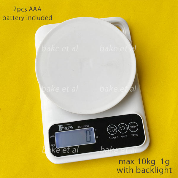 digital weighing scale B 10kg