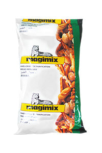 bread improver, magimix green