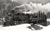 Durango & Silverton Steam Locomotive, Teft Bridge, Colorado