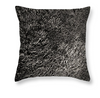Designer Black & White Throw Pillow - Sweet Grass at Sunset, Charleston Harbor - South Carolina - Black and White Photography by Andy Moine