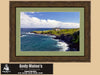 HuiAloha Church, Road to Hana, Kaupo, Maui Hawaii, Fine Art Photo, Framed Print