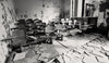 Detroit Photography, Black & White Photo, Abandoned School Classroom - Black and White Photography by Andy Moine