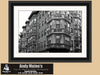 Little Italy, North End, Boston Massachusetts, Black & White Photograph - Black and White Photography by Andy Moine