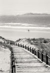 Black and White Photography, Mangawhai Heads Beach, Northland, New Zealand - Black and White Photography by Andy Moine