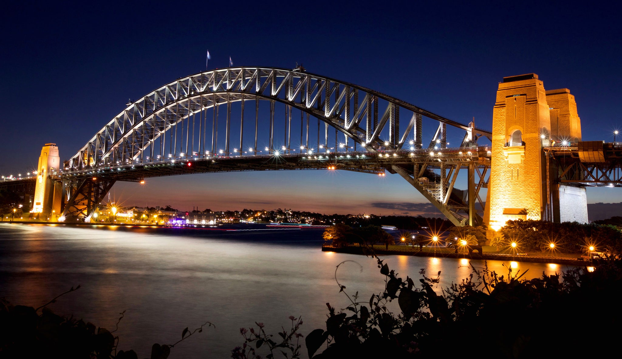 Sydney Harbour Bridge, Fine Art Photography, Milsons Point, Sydney