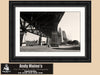 Sydney Harbor Bridge, Sydney Opera House, Black & White Photograph - Black and White Photography by Andy Moine