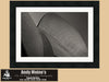 Sydney Opera House, Sydney Australia, Black and White Photo, Framed Print