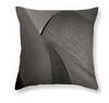 Sydney Opera House, Bennelong Point, Sydney Harbor - Designer Black & White Throw Pillow