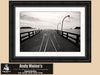Tolaga Bay Wharf, Bay of Islands New Zealand, Black and White Photograph - Black and White Photography by Andy Moine