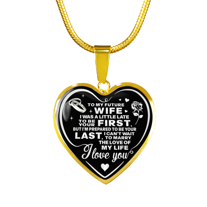 To My Future Wife Valentine Gift Ideas