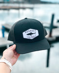 Respect The Locals Structured Adjustable Hat