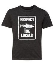 Respect The Locals Kids T